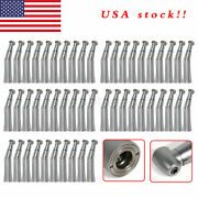 Internal Water Spray Dental Contra Angle Handpiece Push Button E-type Fit Fdf