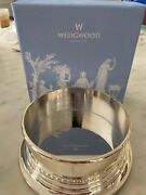 Wedgwood Wine Bottle Stand Silver