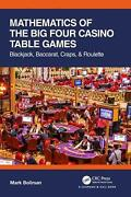 Mathematics Of The Big Four Casino Table Games By Mark Bollman Paperback Book Fr