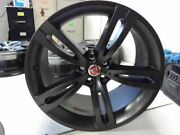 Wheel 20x10 Alloy 5 Slotted Spoke Painted Gray Fits 14-19 Xj 852648