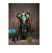 Customized Armor For World Of Warcraft Lich Alsace Halloween Cosplay Knightmodel
