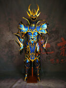 Customized Armor For Miracle Mu Wizard Archangel Halloween Cosplay King Costumes