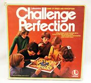 Vintage Complete 1978 Lakeside Challenge Perfection Board Game