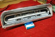 71 72 Ford F-100 Truck Instrument Cluster Remanufactured Orig Ford Show Quality
