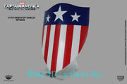 New Avengers King Arts 1:1 Shield Captain America Winter Soldier Mps029 In Stock
