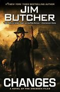 Changes By Jim Butcher New