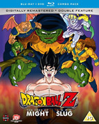 Dragon Ball Z Movie Collection Two The T Uk Import Dvd [region 2] New