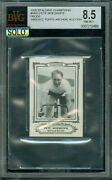1926 Spalding Ad Back Pete Moeskops Bicycle Bgs 8.5 Solo Finest 100 Minted.