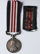 Great Britain 1914-18 Military Medal To Royal Railway Co Engineers.