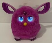 Furby Connect 2016 Bluetooth Talking Interactive Toy Pink Purple Tested