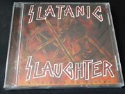 Various - Slatanic Slaughter A Tribute To Slayer Cd Cradle Of Filth Vader Seance