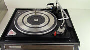 Garrard Masterworks Stereophonic Record Changer 2025-tc 4 Speed W/ Dust Cover