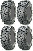 Four 4 Maxxis Bighorn 2.0 Atv Tires Set 2 Front 29x9-14 And 2 Rear 29x9-14