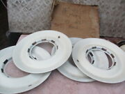 16 Inch Wheel Disks For 1940-1941 Mercury And 1940-1946 Ford