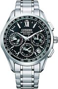 Citizen Exceed Cc4030-58e Solar Radio Menand039s Watch Gps Sapphire Glass New In Box
