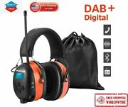 Ear Muffs Hearing Protection Shooting Headset Bluetooth 5.0 Weeding Noise Latest