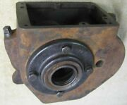 1960and039s Vtg Cushman Truckster Omc Rear Axle 2-speed Transmission Gear Case
