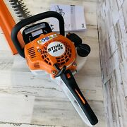 Stihl Hs45 Gas Hedge Trimmer 18andrdquo Blade New