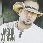 Aldean, Jason-old Boots New Dirt Uk Import Cd New