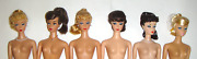 Nude Barbie Lot Of 6 Mixed Repro Nude Barbie Doll For Ooak Htf
