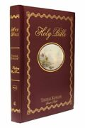 Nkjv, Lighting The Way Home Family Bible, Hardcover, Red Letter Holy Bible, New