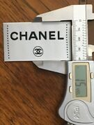 One Replacement Clothing Label Tag Color White Size 2.7and039and039 X 1.5and039and039