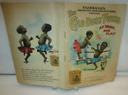 Antique 1904 Fairbanks Gold Dust Twins Paint And Drawing Soap Advertising Booklet