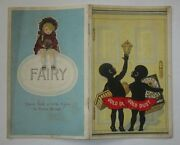 Antique Gold Dust Twins And Other Fairbanks Soap Products Advertising Booklet