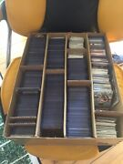 Brett Favre Card Collection 1,456 Cards No Dupes Packers