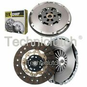 2 Part Clutch Kit And Luk Dmf For Audi Tt Roadster Convertible 1.8 T Quattro