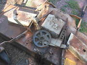 Woods 59 Belly Mower Brackets For International Ih Farmal A B And C Tractor