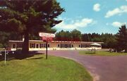 Chic-a-dee Motel On Hwy 45 Eagle River, Wi. Owners Jerry And Bonnie Beer