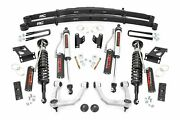 Rough Country Vertex 3.5 Series Ii Bolt-on Lift Kit For 05-21 Tacoma - 74252