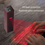 Wireless Bluetooth Virtual Laser Projection Keyboard Portable Ios Android Laptop