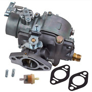 New Carburetor For 1965-1974 Ford Holland Tractor 3000 Series 3 Cyl D3nn9510b Us