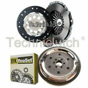 Nationwide 3 Part Clutch Kit And Luk Dmf For Audi A6 Saloon 1.8