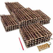 Valuebull Usa Bully Sticks For Small Dogs, Thin 12 Inch, Odor Free, 500 Count