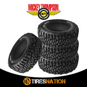 4 New Mickey Thompson Dick Cepek Xtreme Country 33/12.5r15 108q Tire