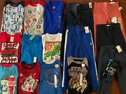 Boy's Size 5 6 Clothing Lot Outfits Fall Winter School Old Navy Tcp All New