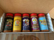 Meat Church Bbq - The Fab 5 Seasoning And Rub Combo Gift Pack - 5 Best Seasonings