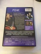 Dvd - Fear 1998, Widescreen Feat. Mark Wahlberg Rare And Oop