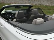 Bmw 1 Series Convertible Wind Deflector Fits 2007 - 2014 Less Wind And More Fun