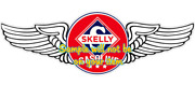Skelly And039band039 Gasoline Wings Contour Cut Vinyl Decals Sign Stickers Gas