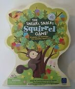 The Sneaky Snacky Squirrel Board Game complete