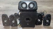 Logitech Z506 Surround Sound 5.1 Home Theater Speakers - Tested Z1