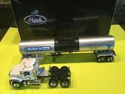 First Gear Rare Jebro Inc. Mack Granite With Hot Products Tanker 1/43 Rare Lted