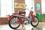 1966 Honda Ct Honda Ct200 Trail 90 In Excellent Original Condition Just Serviced And Detailed