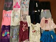 Girls Huge Size 5 6 Fall Winter School Clothing Lot Tcp Old Navy T All New