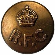 Original Ww1 Royal Flying Corps Rfc Tunic Button Jennens And Co London 23mm - Uf60