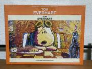 Peanuts Snoopy Tom Everhart Puzzle Last Supper Limited Super Rare